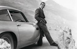 Aston Martin Goldfinger DB5 Continuation 4