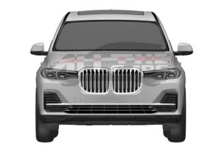 BMW X7 patent images (4)