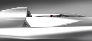 INFINITI to reveal concept at Pebble Beach