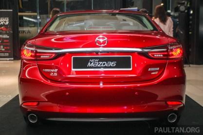 Mazda 6 2.5L 2018 Penang-6