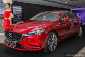 Mazda 6 2018 preview penang-4 BM