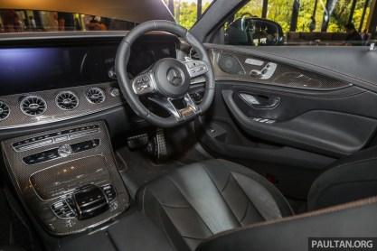 Mercedes 2018 AMG CLS 53_Int-16