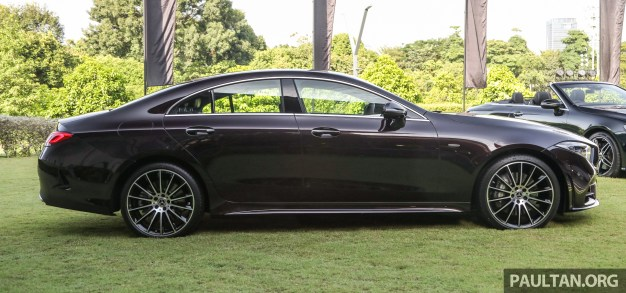 Mercedes 2018 CLS 450 Coupe_Ext-3