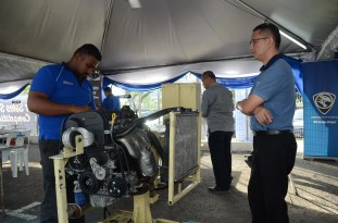 Proton After Sales Service Competition 2