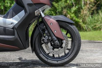 Yamaha XMax 250-19