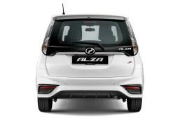 2018 Perodua Alza AV facelift 4-BM