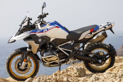 2019 Bmw Motorrad R 1250 Gs And R 1250 Rt Shown