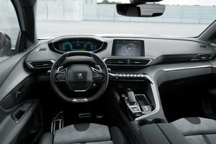 2019 Peugeot 3008 Plug-in Hybrid