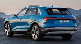 Audi e-tron BM-13