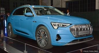 Audi e-tron SF debut 2