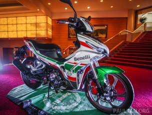 Benelli RFS150i Limited Edition-1