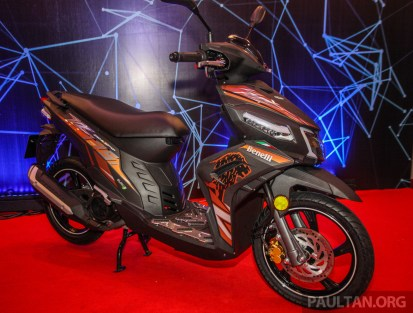 Benelli VZ125i SE launch-1