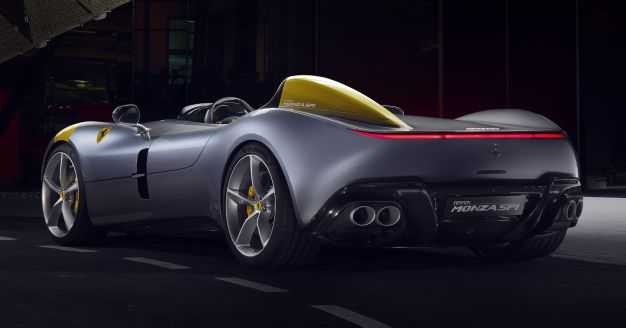 Ferrari Monza SP1 7