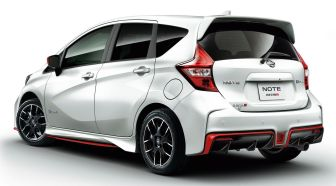 Nissan Note e-Power Nismo S 3