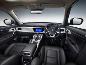 Proton X70 SUV 3 - Interior