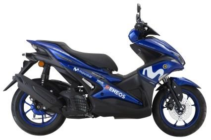 Yamaha NVX GP Edition 2018 BM-5