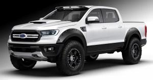 2019 Ford Airdesign USA Ranger