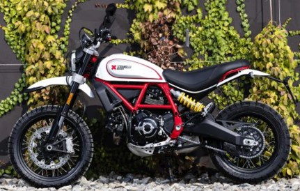 Ducati Scrambler 2019 INTERMOT BM-6