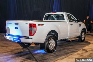 Ford Ranger 2.2L XL High Rider Single Cab MT_Ext-4