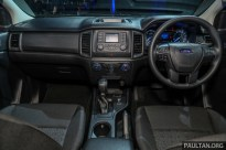 Ford Ranger 2.2L XL High Rider_Int-1 BM