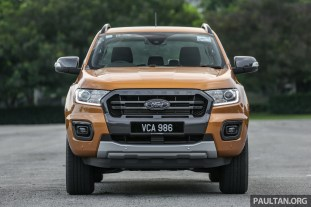 2019 Ford Ranger range launched in Malaysia with new 2 0 Bi-Turbo