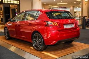 New Peugeot 308 THP_Ext-5