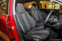 New Peugeot 308 THP_Int-17 BM