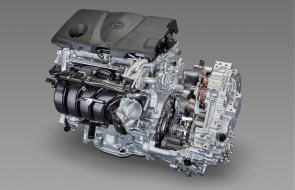 Toyota 2.5L Dynamic Force Engine A25A-FKS