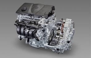 Toyota 2.5L Dynamic Force Engine A25A-FKS
