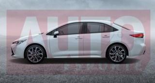 Toyota Corolla Auto Esporte graphic 3