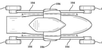 Toyota helicopter car patent-2