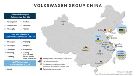 Volkswagen Group China builds first factory specifically designe