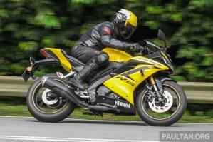 Yamaha R15-35 BM