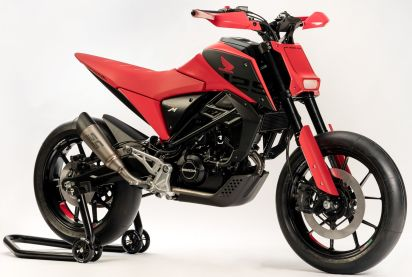 Honda reveals CB125X and CB125M concept bikes