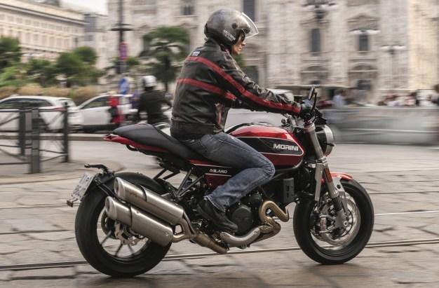 2019 Moto Morini Milano 1200 - 26