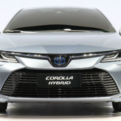 All New Corolla Altis 2019 Toyota Grand Veloz 1.3 Sedan 12th Gen Makes Its Debut 14