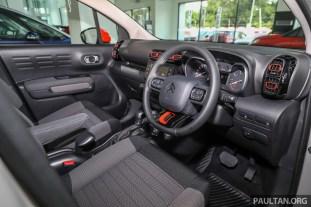 All New Citroen C3 Aircross SUV_Int-2