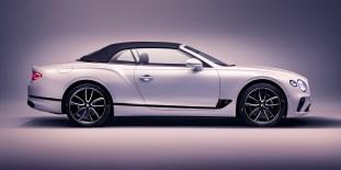 Bentley Continental GT Convertible 31