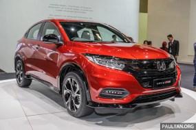 KLIMS18_Honda_HR-V RS-1