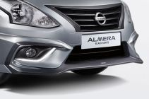 Nissan Almera Black Series 4