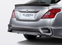 Nissan Almera Black Series 5