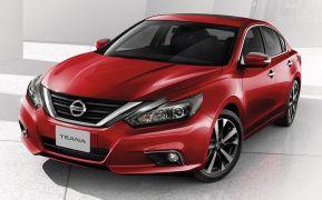 Nissan Teana facelift Thailand 1