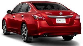 Nissan Teana facelift Thailand 4