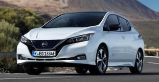 2018 Nissan Leaf EV