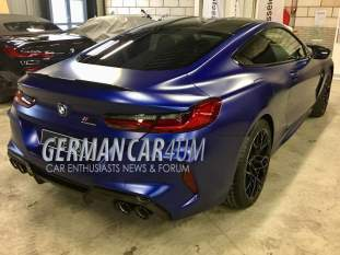 BMW M8 Competition leaked 6