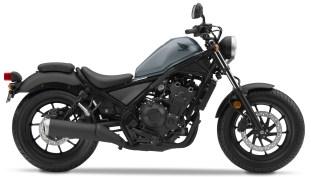 Honda Rebel new color 2018 BM-2