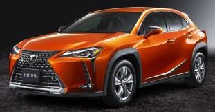 Lexus UX Modellista 2