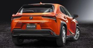 Lexus UX Modellista 3
