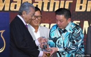 Tun M MAI award 1