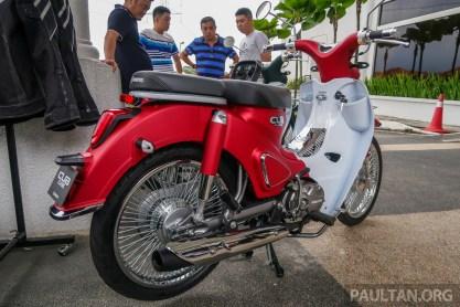 WMoto Cub Classic BM-13